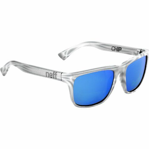 4e9d62646f9 NEFF Men s Chip Sunglasses  Chip