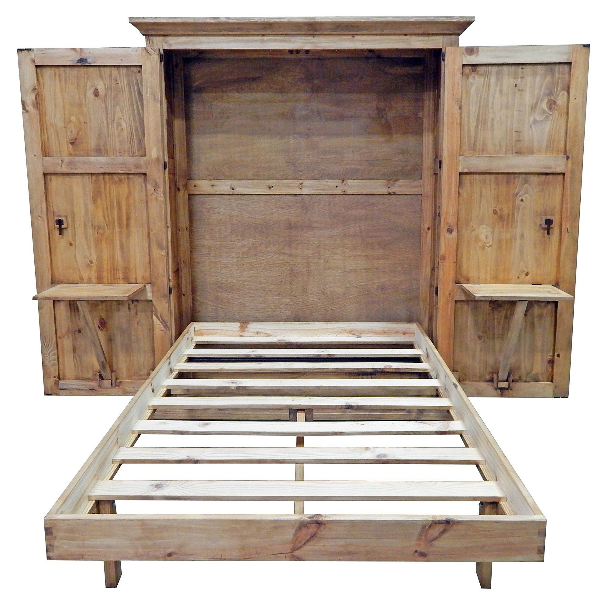 Full Size Solid Wood Murphy Hideaway Bed Hideaway bed