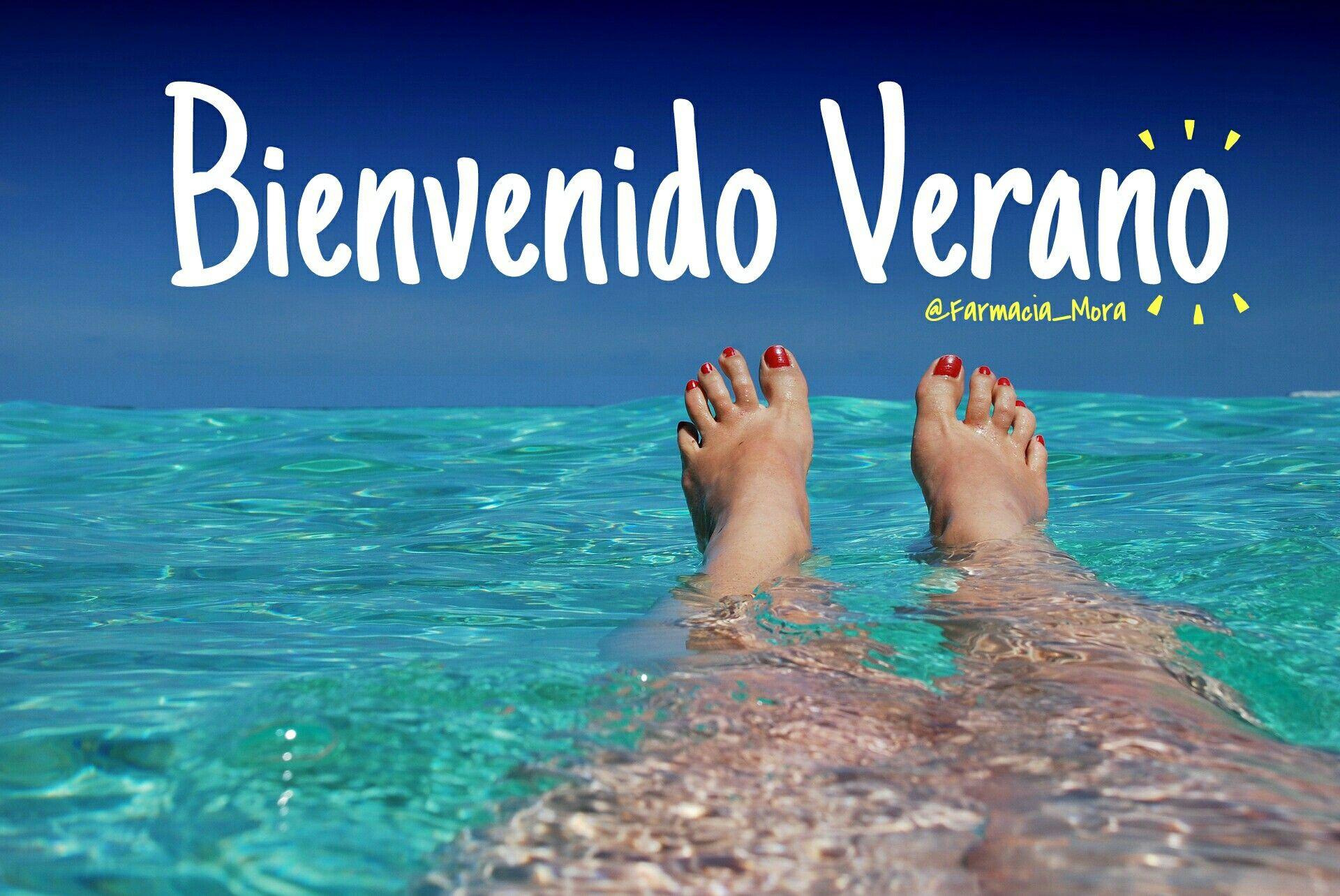 Ya Es Oficial Bienvenido Verano Bienvenido Verano Guardamar Del Segura Escribir Palabras