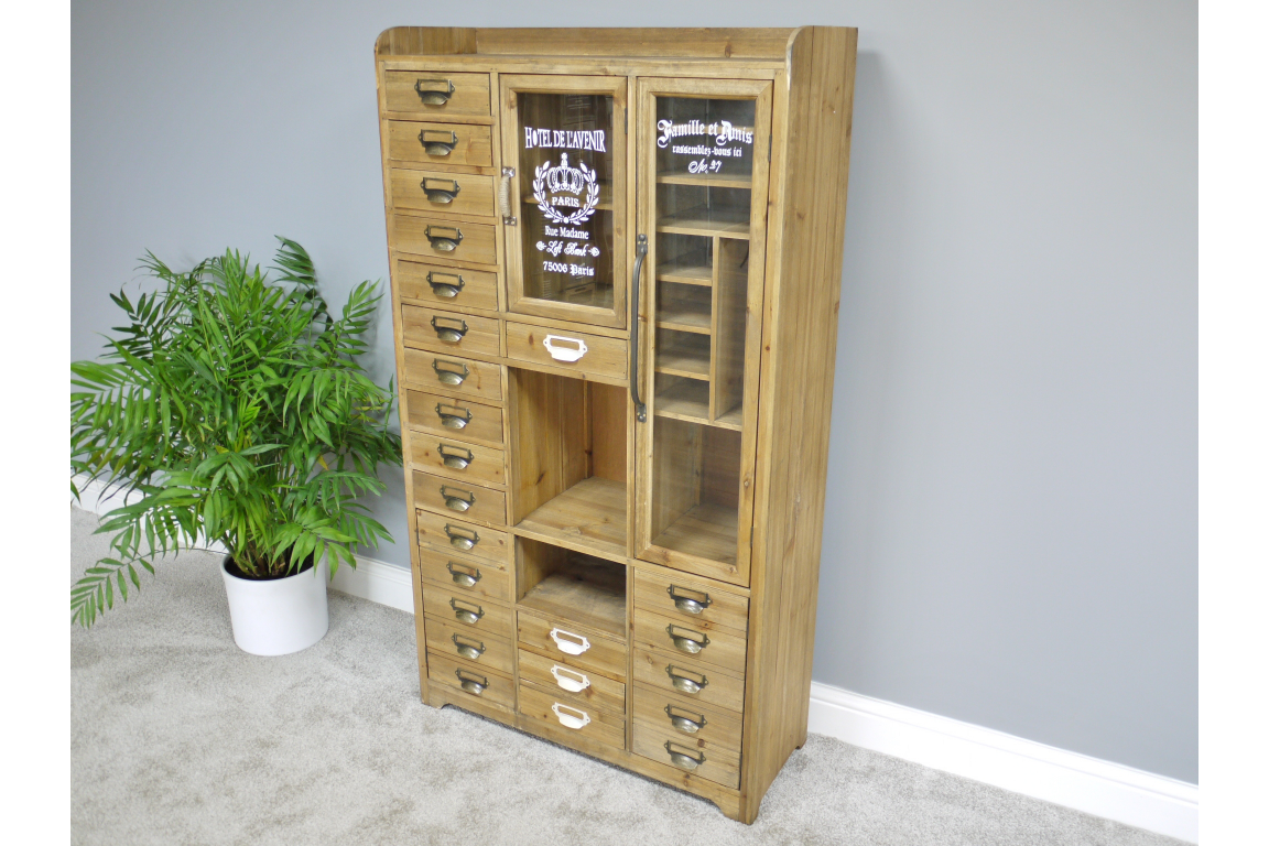 Large Wooden Storage Cabinet In 2019 Products