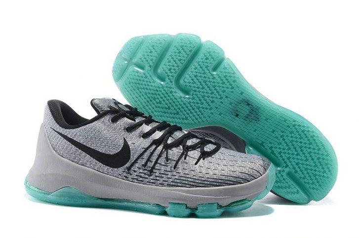 finest selection e3a4a 96c6f Nike Kevin Durant New KD 8 Nike KD 8 VIII Black Red White NIKE ZOOM KD