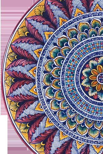Ceramiche Miriam Deruta - Made in Italy | evelio in 2019 | Italian ...