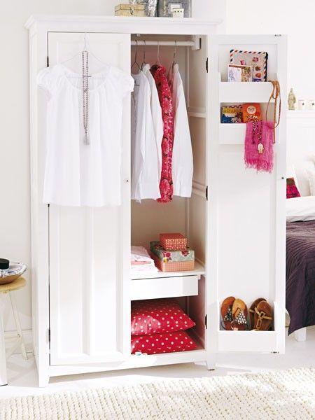 Mehr Ordnung: 18 clevere Ideen für den Kleiderschrank ...