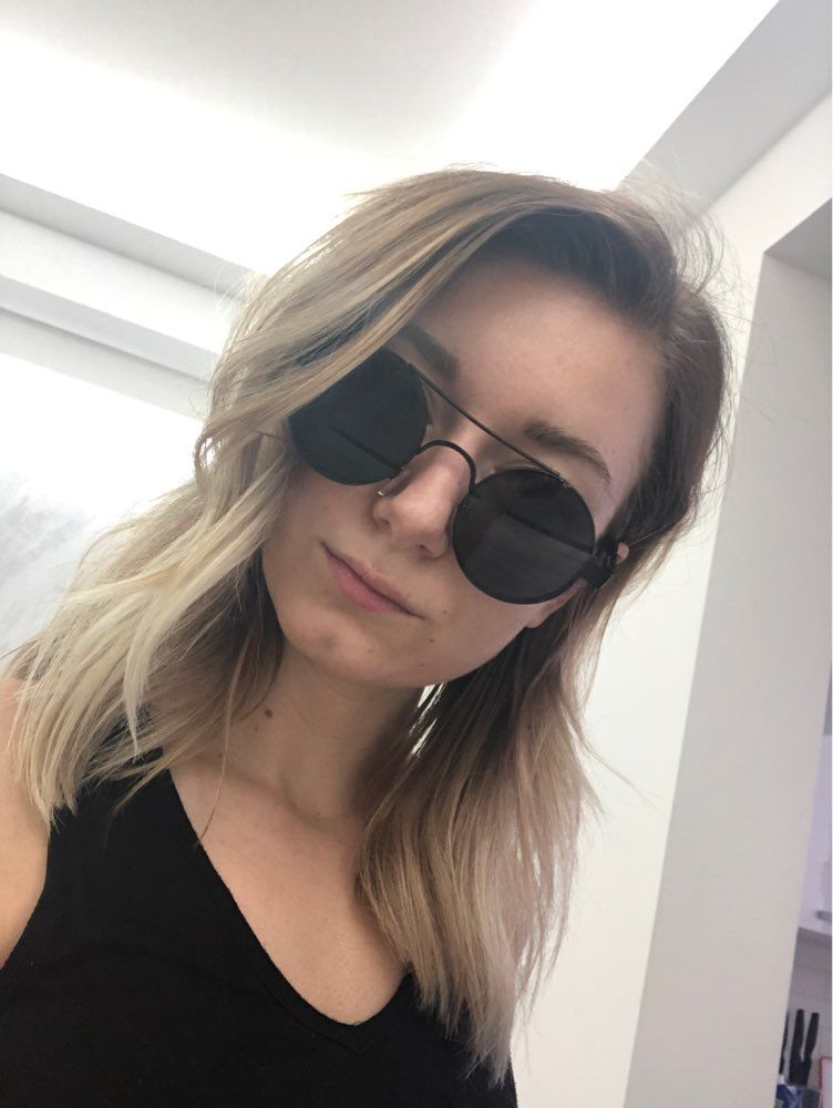 Online Shop Prouddemon جديد ريترو جولة Steampunk من النظارات الشمسية النساء الفاخرة شعبية المعادن الربيع نظارات شمسية للرجال Sunglasses Women Sunglasses Women