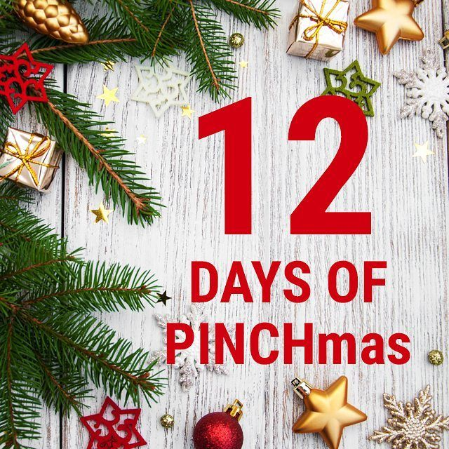 ⭐️ INTRODUCING: 12 Days of #PINCHmas⭐️ We're giving away a new prize every day for the next 12 days! It's our biggest ever giveaway! There are some amazing prizes to come, so check back every day for the chance to win. Who hopes to be a winner?