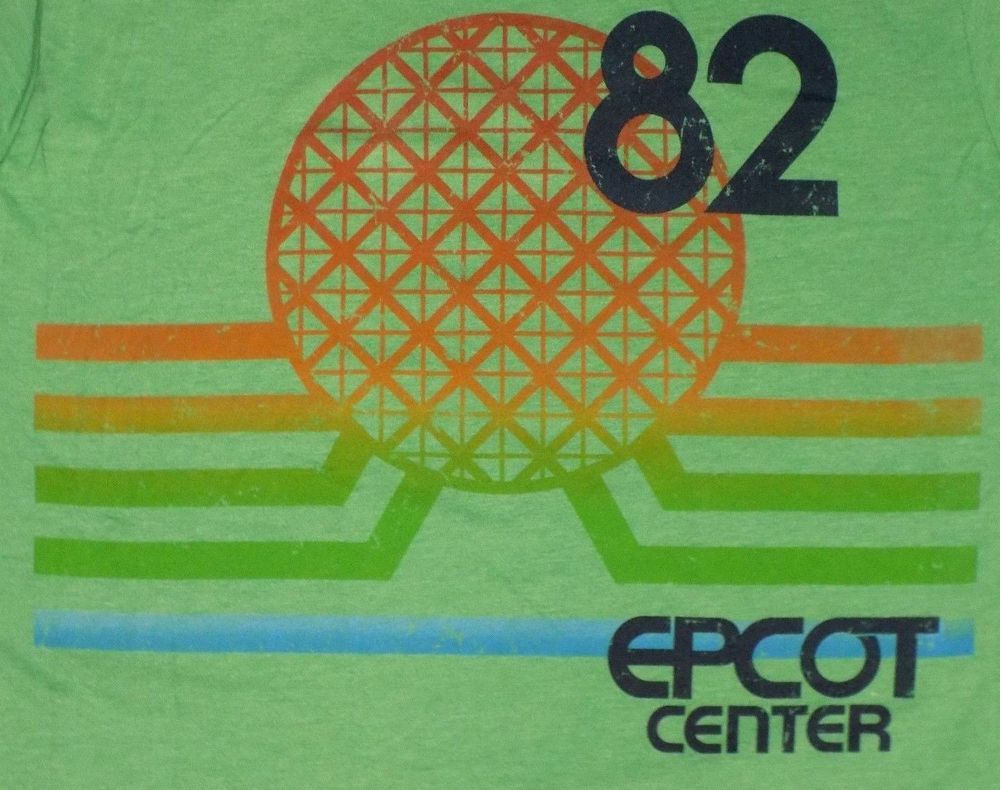 Image result for epcot 82 shirt