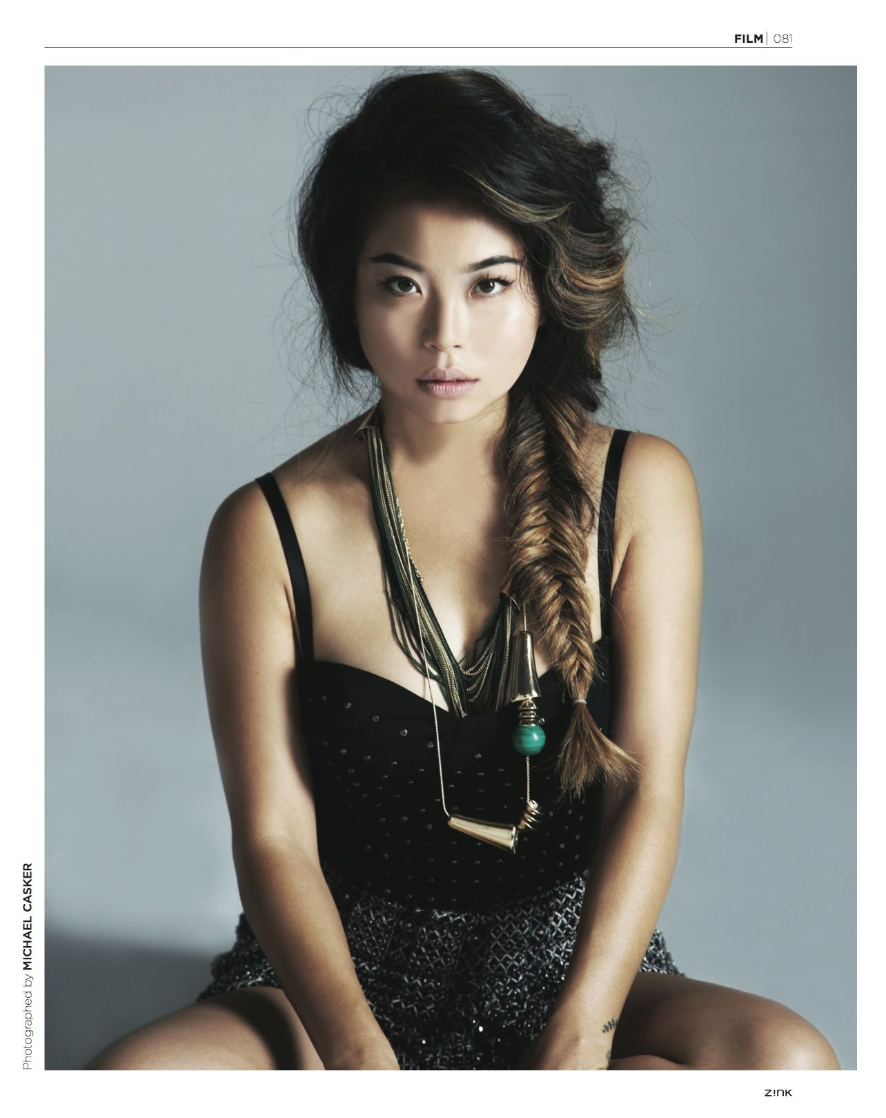 Michelle Ang Michelle Ang From MTV39S Underemployed LOGAN