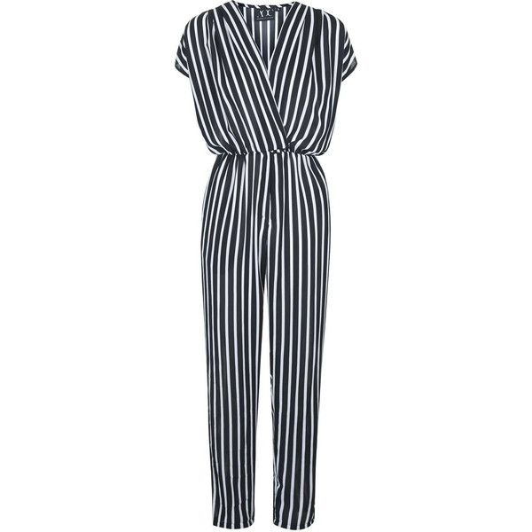 3723f0e5b640 Turner Pinstripe Jumpsuit by Absence of Colour (£45) ❤ liked on Polyvore  featuring jumpsuits