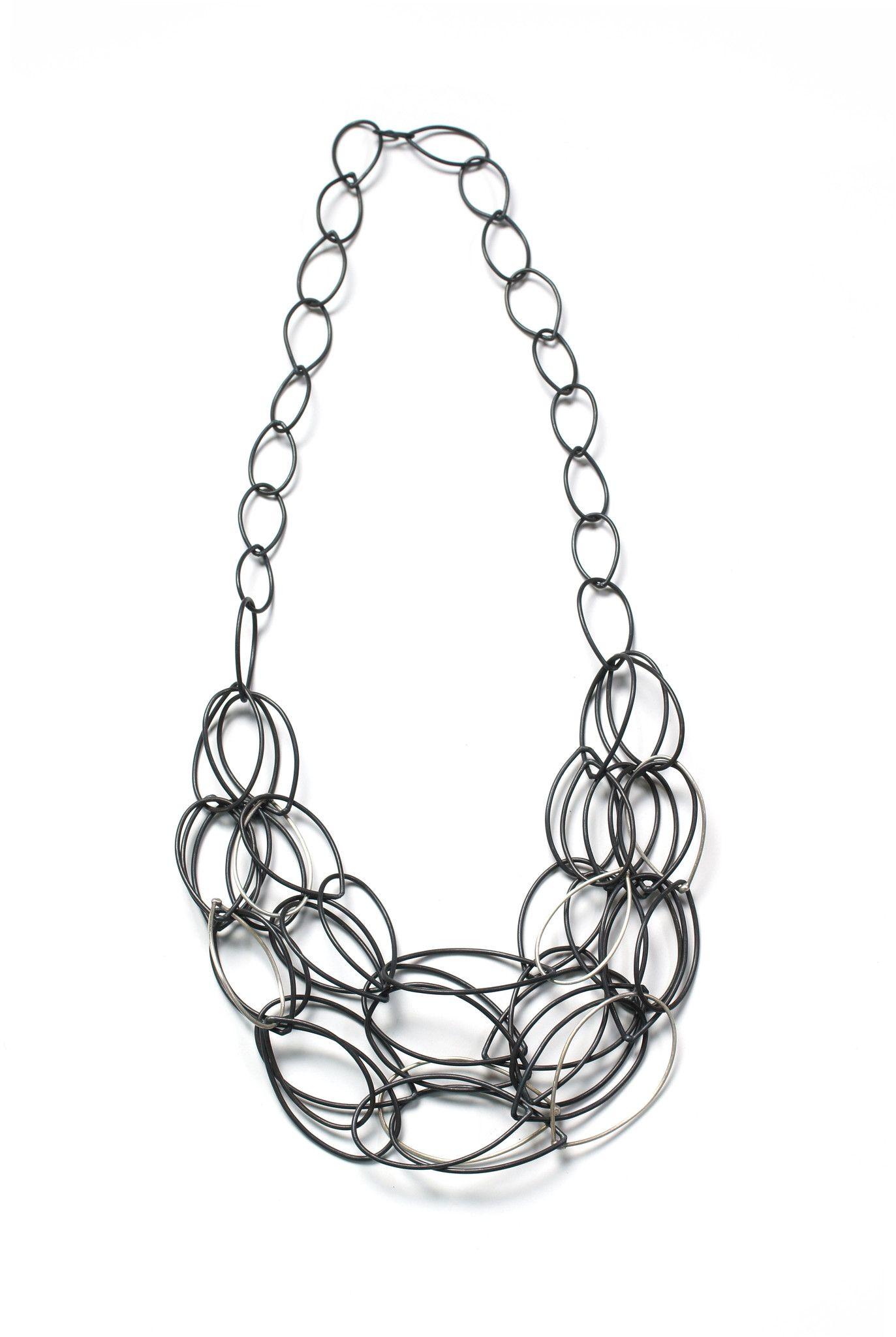 long Maya necklace - sample sale