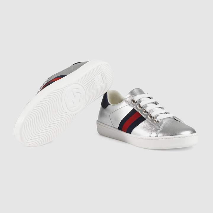 ab0780d19da Children s Ace leather sneaker in 2018