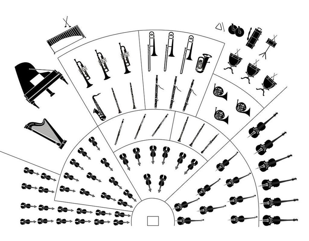 Touch Questa Immagine Orchestra Sinfonica By Alex Di