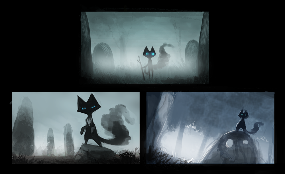 DAY 333. Sidhe - Thumbnails 6 by Cryptid-Creations.deviantart.com on @deviantART