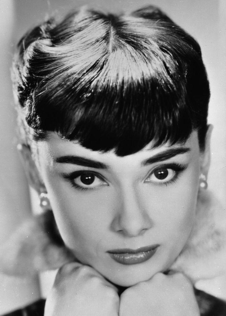 Audrey Hepburn | Goddesses of the Silver Screen ♥ | Pinterest ...