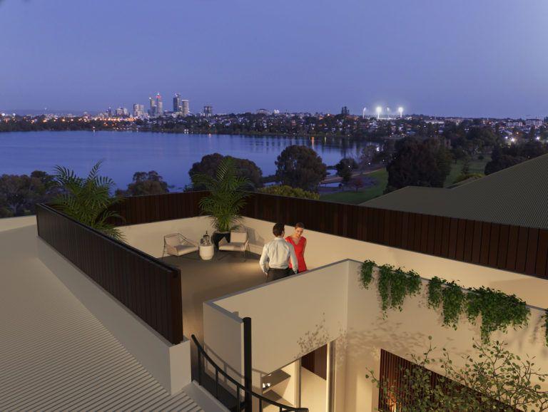 Villa Terrazza Residential Attitudes Dream House Plans