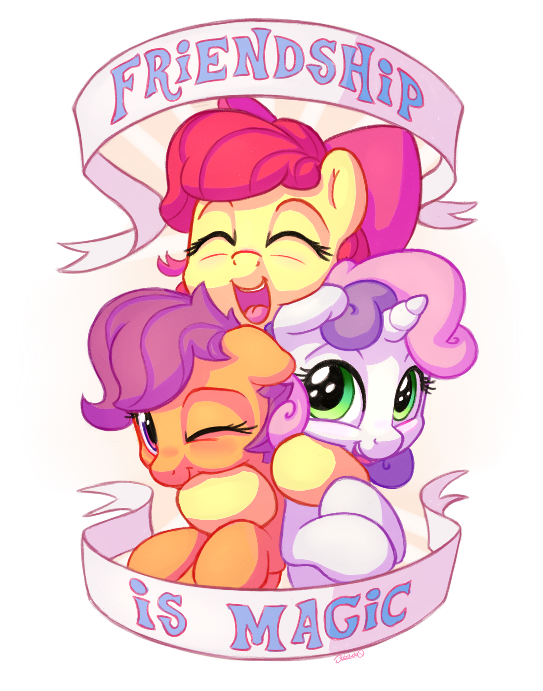 1457773 Adorabloom Apple Bloom Artist Bobdude0 Cute Cutealoo Cutie Mark Crusaders Diasweetes My Little Pony Games My Little Pony Drawing Little Pony Today i'm going to show you how to style my little pony's scootaloo's hair into her signature look. pinterest