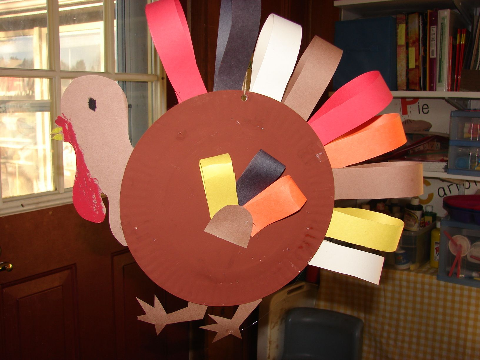 Arts u0026 Crafts with Country Fun - Paper Plate & Arts u0026 Crafts with Country Fun - Paper Plate | Thanksgiving ...