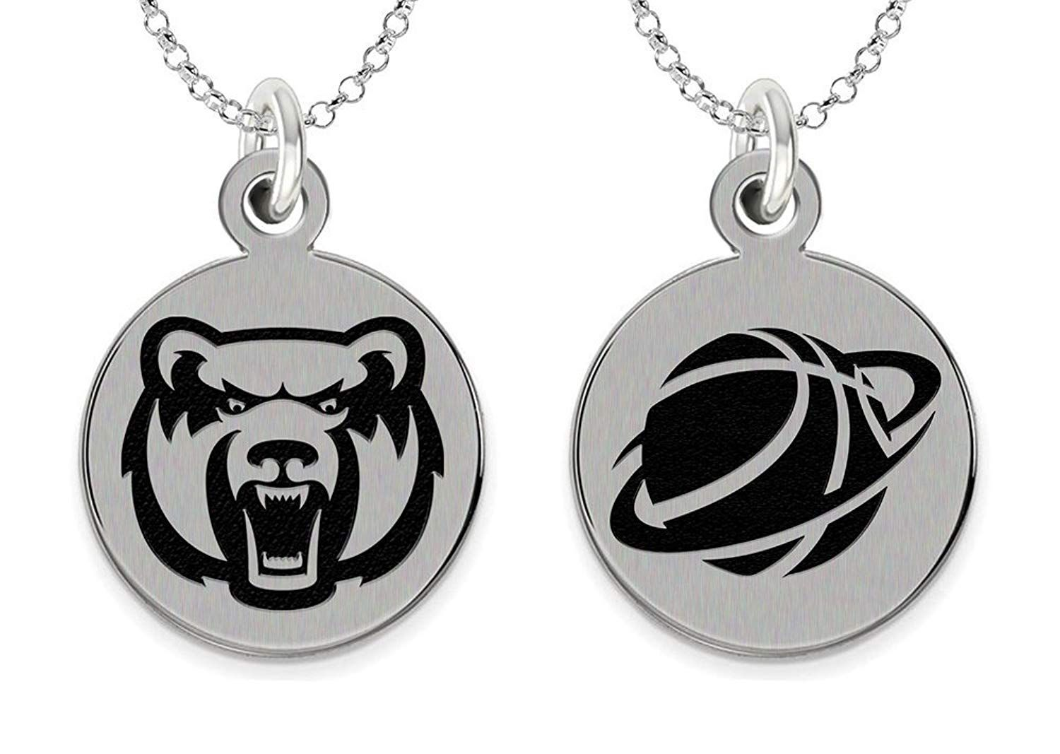 dee7af5df Central Arkansas Bears Basketball Charm and Jewelry * Click image to review  more details. (This is an affiliate link) #charmsandcharmbracelets