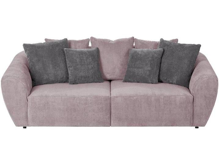 Smart Big Sofa Rosa Pink 254 Cm 80 Cm 113 Cm Mobel Kraft