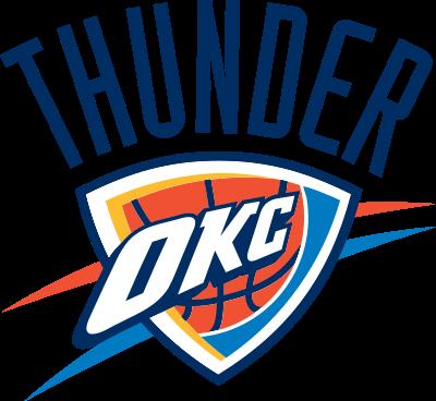 Oklahoma City Thunder Wikipedia Oklahoma City Thunder Oklahoma City Thunder Logo Oklahoma City Thunder Basketball