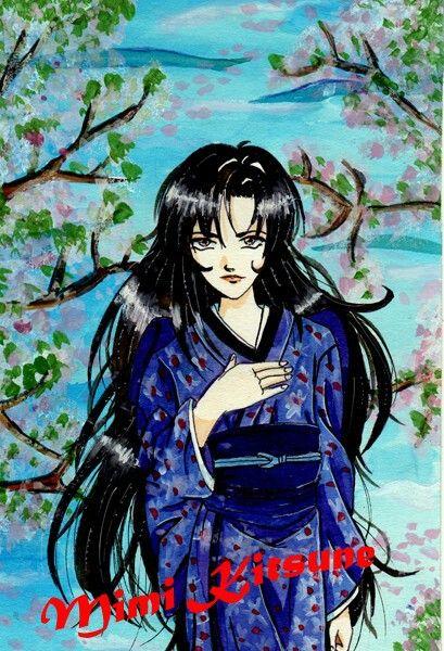 Une japonaise