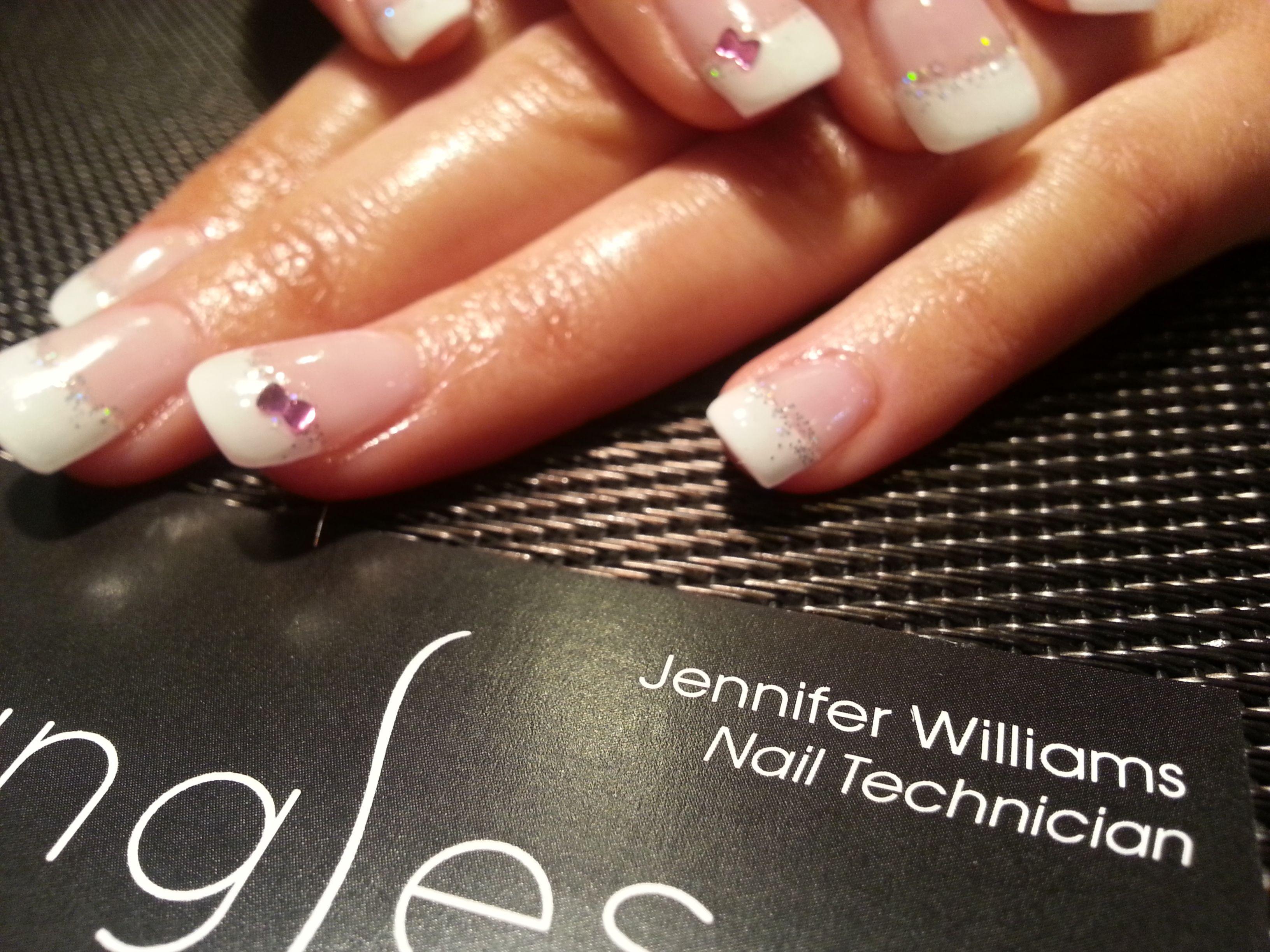 Gel Nails by Jennifer Williams   Nails   Pinterest