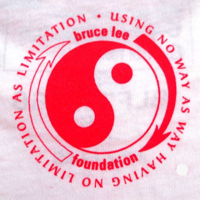 Bruce Lee Favorite Parable Jeet Kune Do Symbol Legendary Bruce
