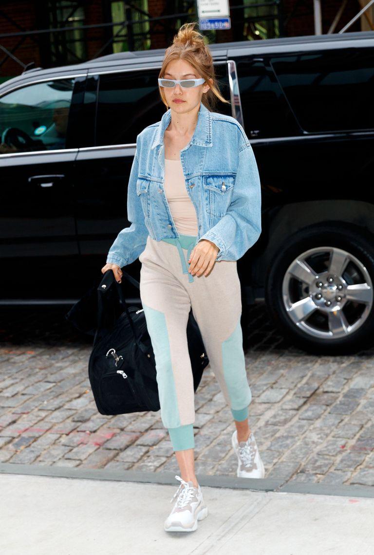 4ae0ddeb3 See Gigi Hadid's Epic Orange Look | models | Gigi Hadid, Gigi hadid ...