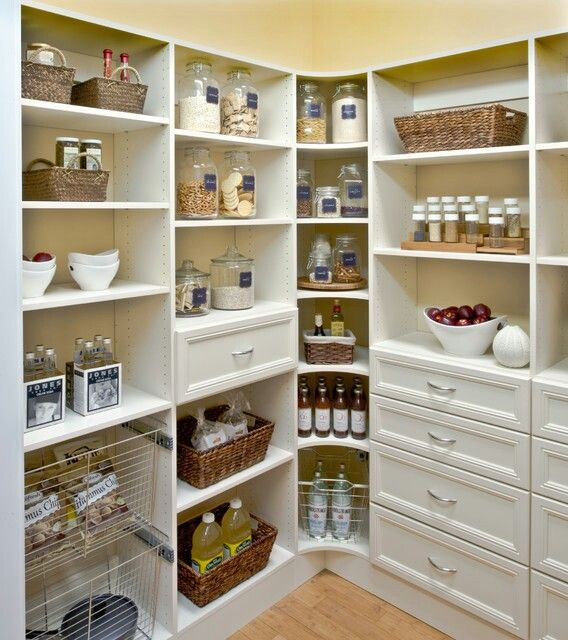 Pantry kitchen Pinterest Pantry, Kitchens and Pantry ideas