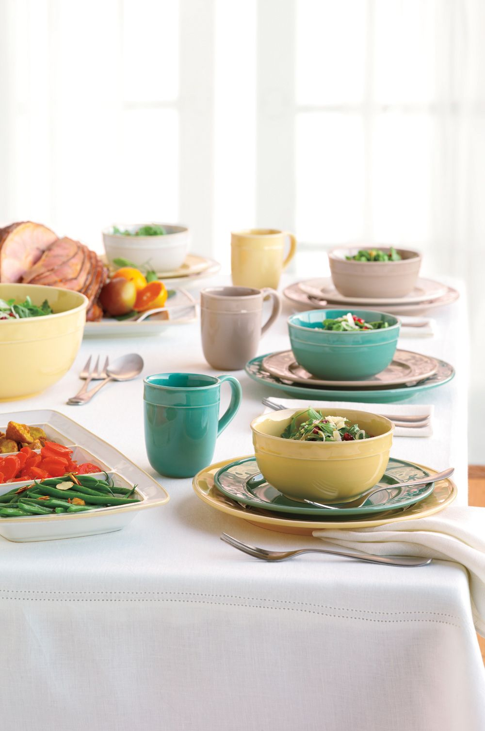 Make any day special with festive dinnerware. #FoodNetwork #Kohls & Make any day special with festive dinnerware. #FoodNetwork #Kohls ...