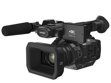 パナソニック、1型センサーと光学20倍ズーム搭載で45万円の業務用4Kカメラ - AV Watch