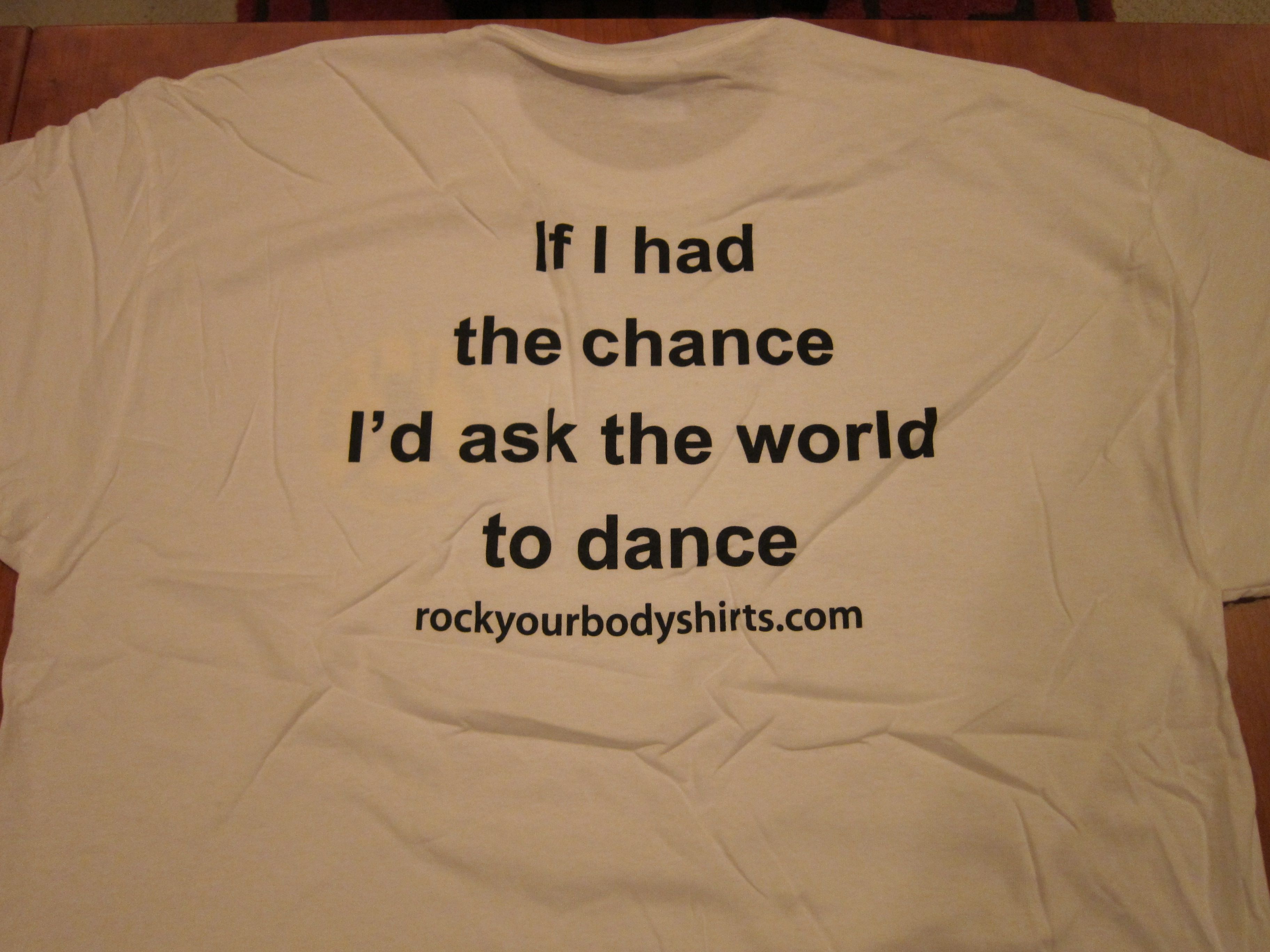 In stock for $20 at http://www.rockyourbodyshirts.com/products/dance