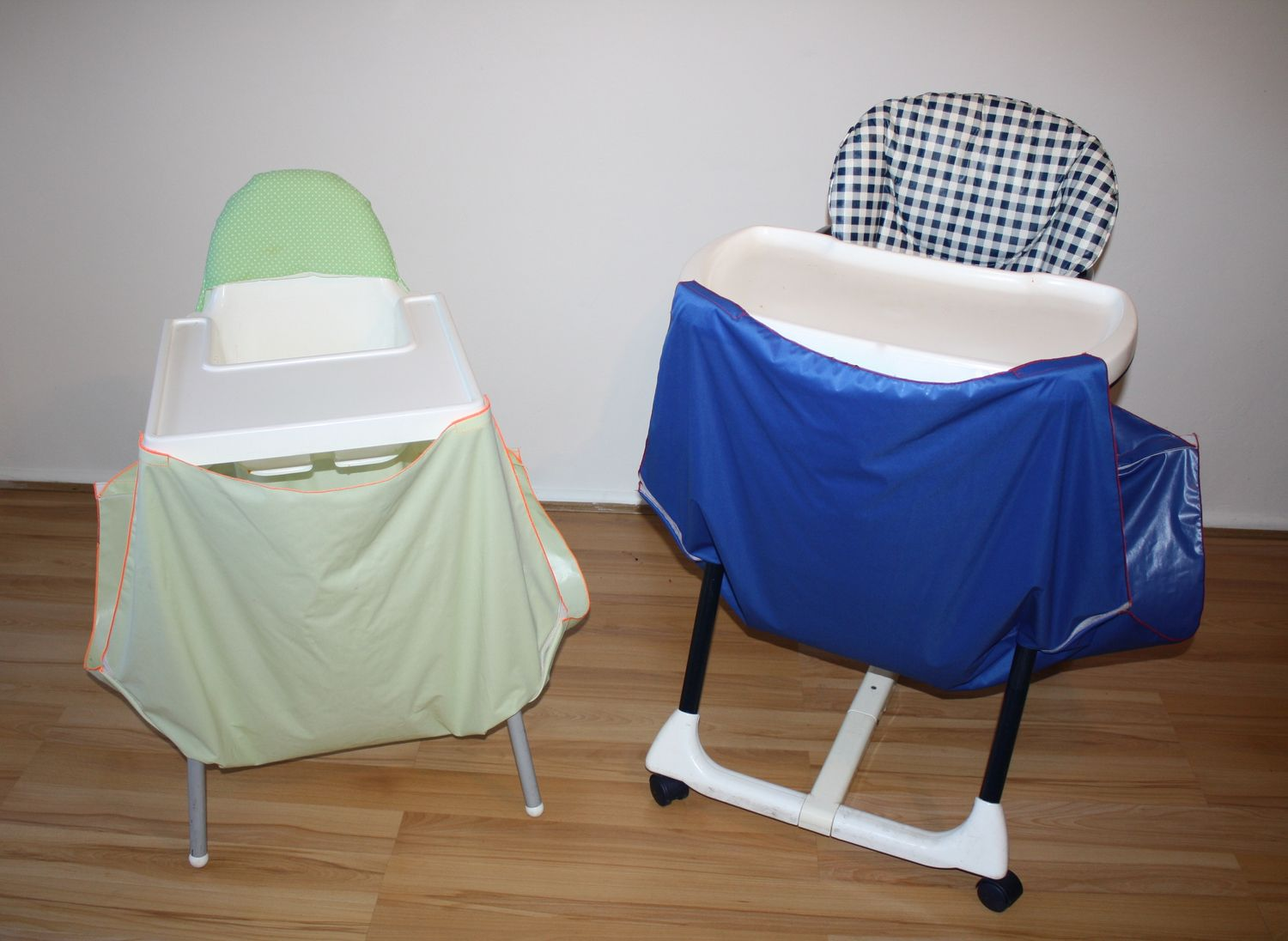 High Chair food catcher Ikea hanging chair