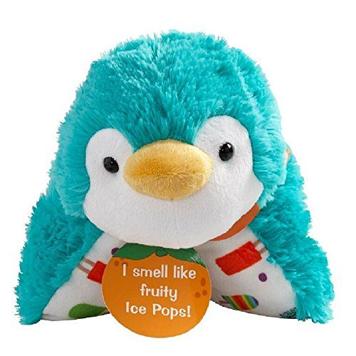 AmazonSmile Pillow Pets Sweet Scented Popsicle Penguin