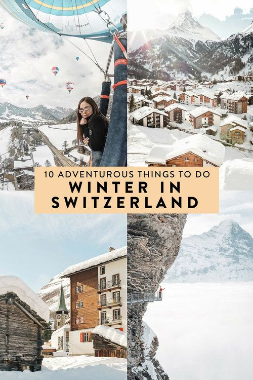 Photo of Switzerland Winter: 10 Amazing Adventures You Must Go On — ckanani luxury travel & adventure