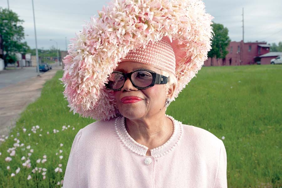 45cc9bff93af2 The Fascinating History Behind Black Women s Church Hat Cultural Tradition