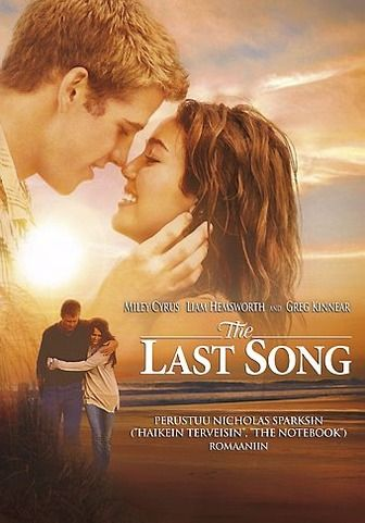 The Last Song DVD 9,95€