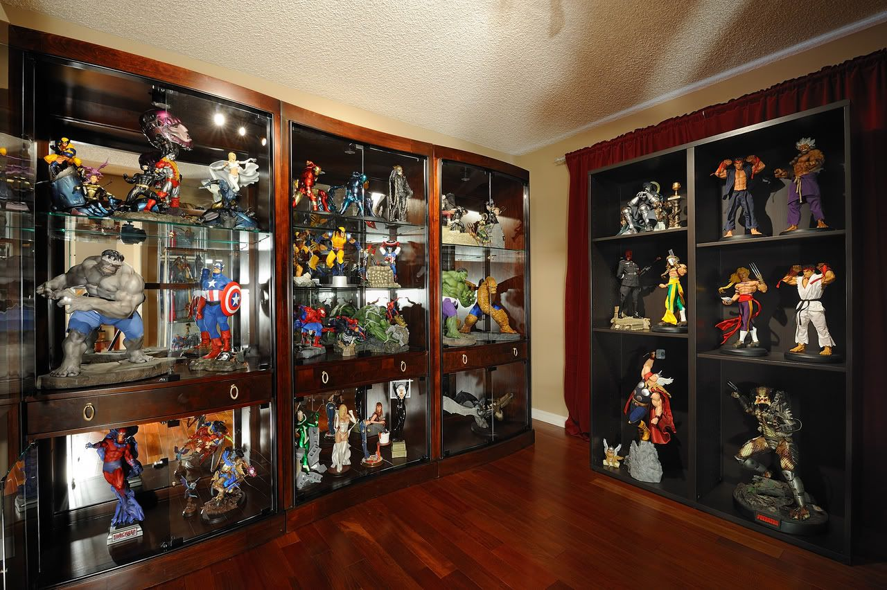 iron man office. Hot Toys Iron Man Hall Of Armor - Google Search Office