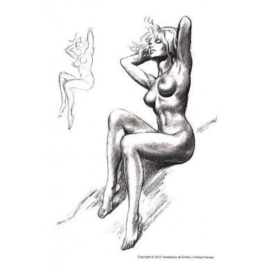 Resultado de imagen para dibujos de anatomia femenina