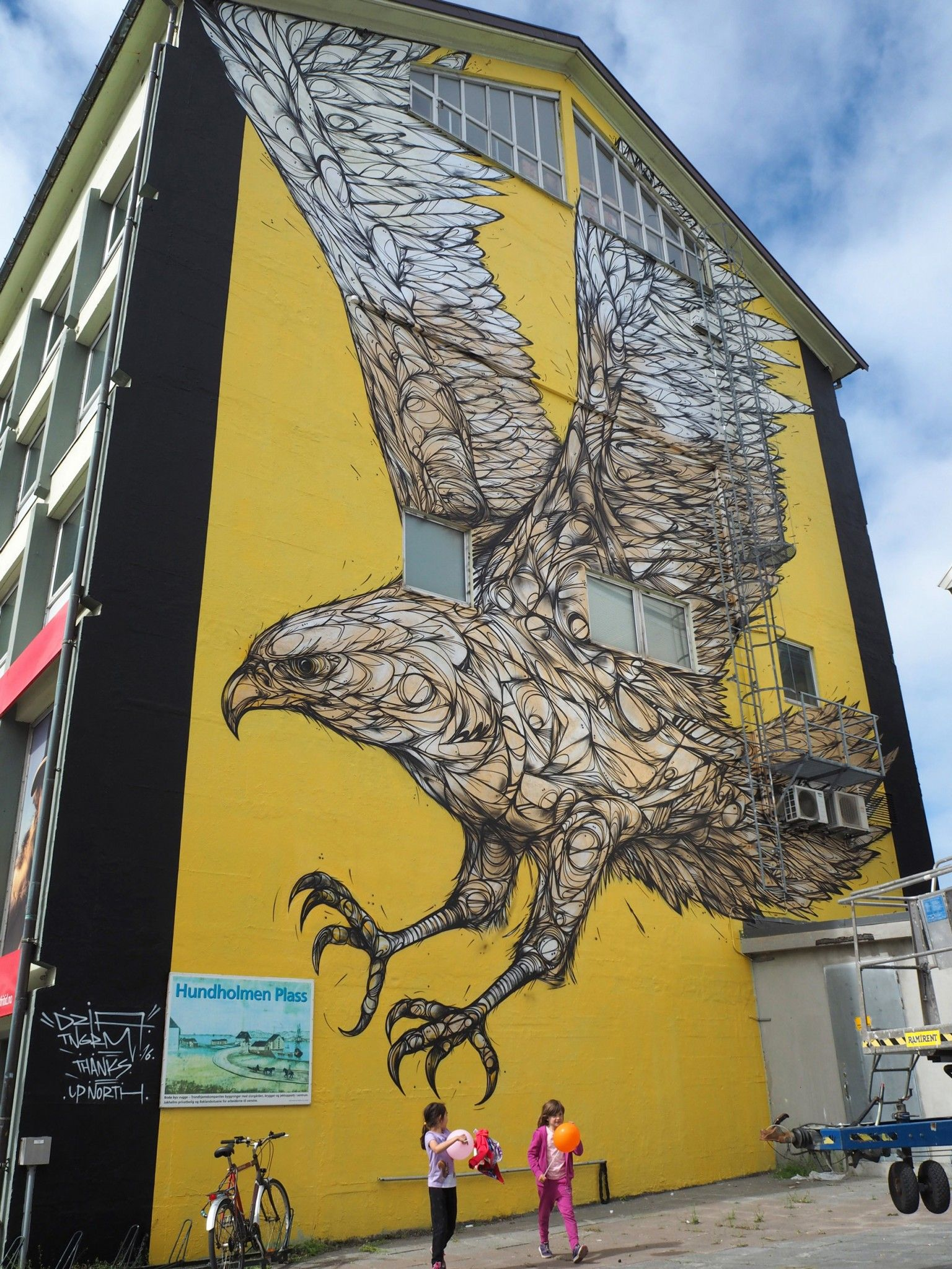 dzia eagle | grafiti | Pinterest | Eagle, Street art and Artwork