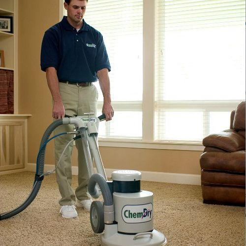 Our Machine Carpet Cleaning Service