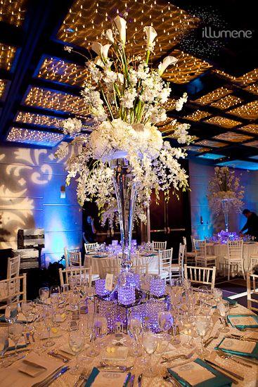 The W Hotel South Beach Wedding Lighting