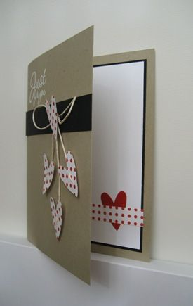 Inside Valentine Card Valentines Cards Valentine Day Cards Cards Handmade