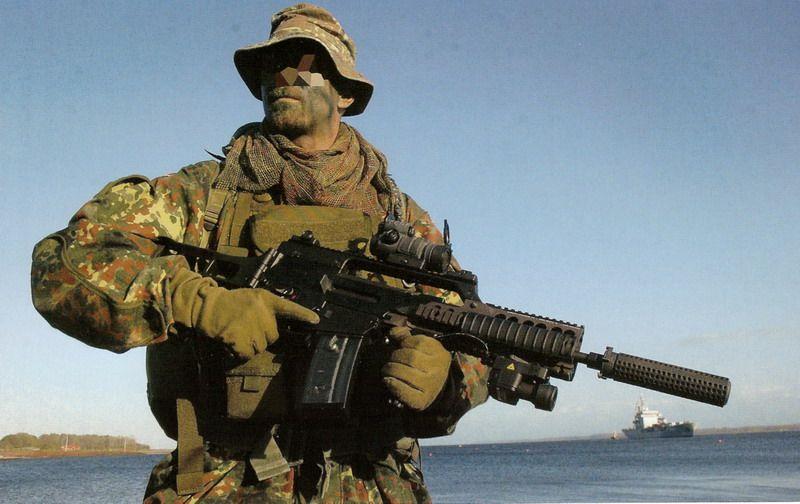 WHQ Forum> The new infantryman
