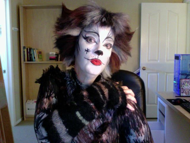 Young Grizabella Jellicle Cats Cats Musical Broadway History