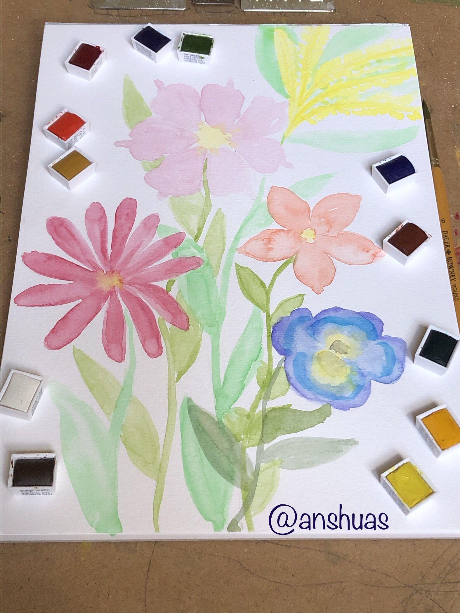 #Imagination #ArtTherapy #Lovetopaint #Design #Watercolor – World Through Lenses