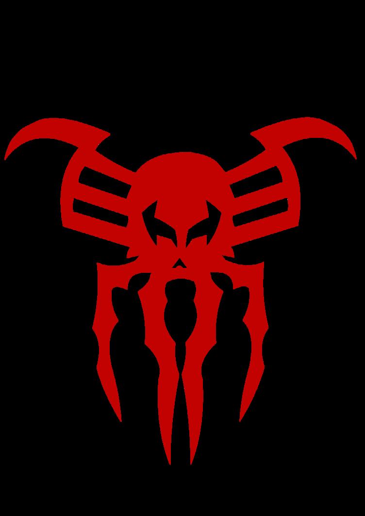 Deviantart Spider Man 2099 Symbol By Kalel7 Skin Stickers