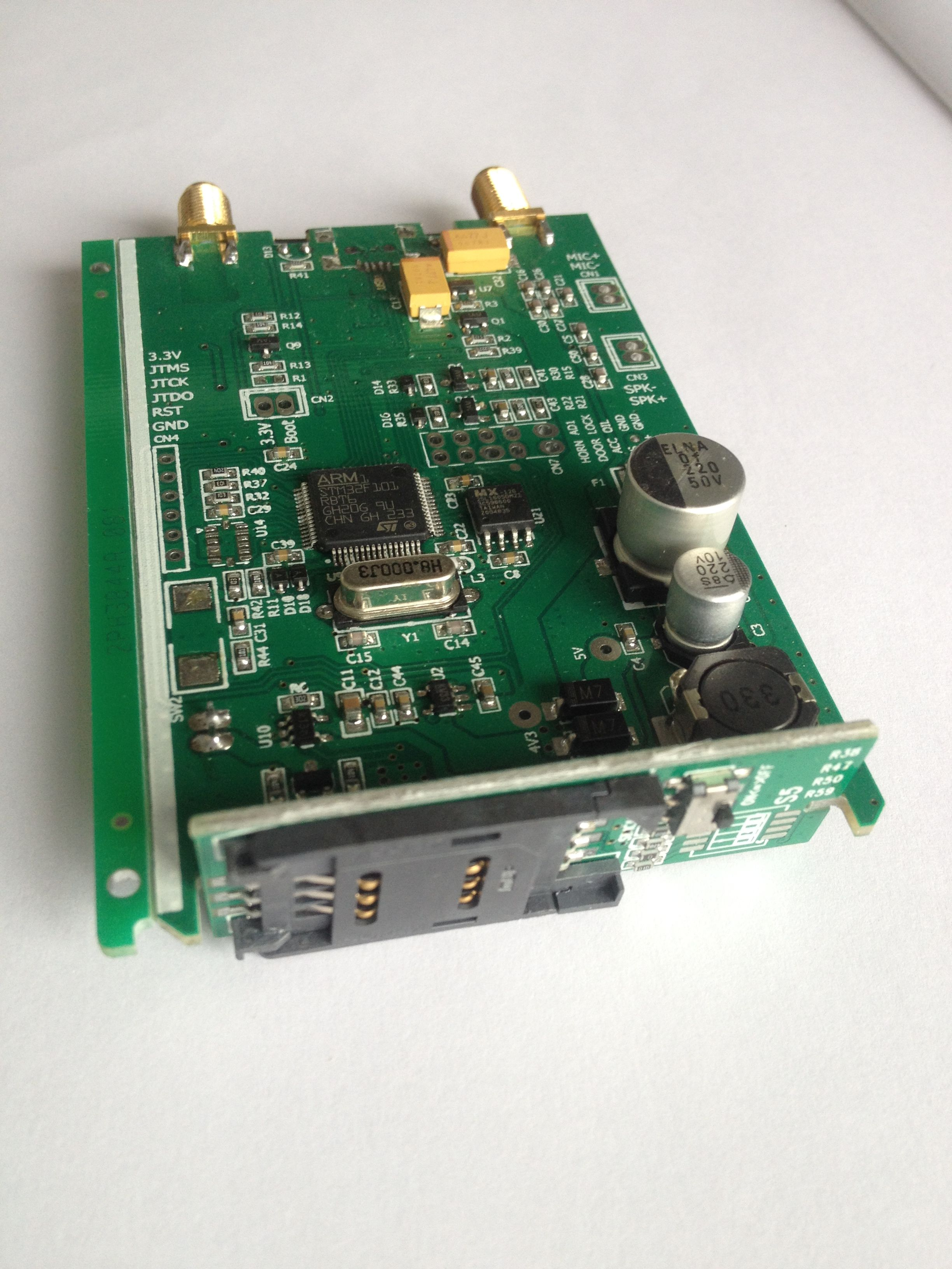 Gps Devices Board Pcba Pinterest Printed Circuit