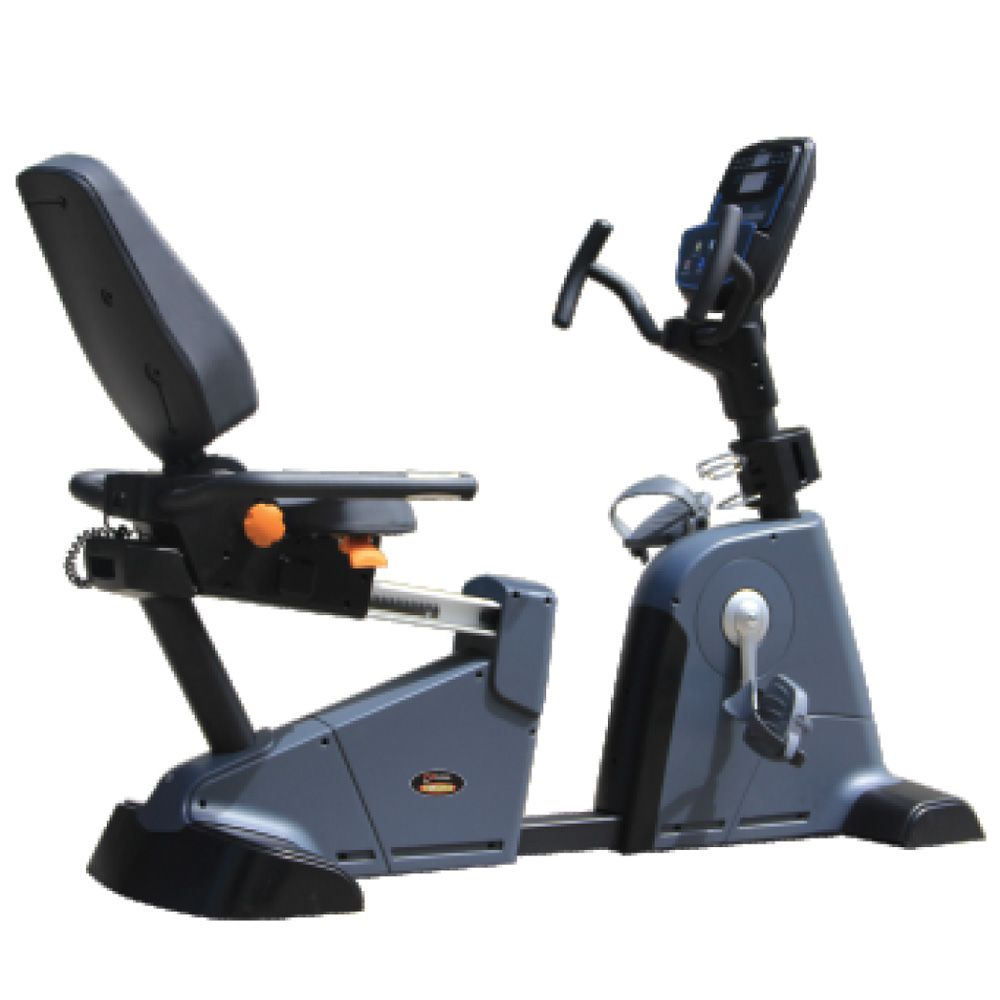 Key Features Commercial Recumbent Bike Ems Bike With Self Generating Power System 12 Programs With Recumbent Bike Workout Biking Workout Best Exercise Bike