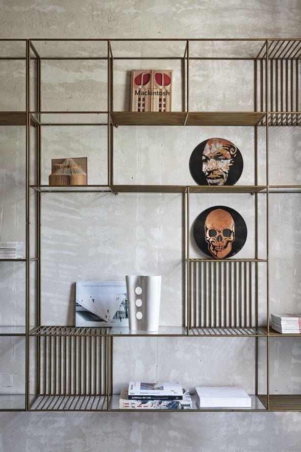 Scaffalature Metalliche Reggio Emilia.Private House Over Picture Gallery Furnitures Scaffalature