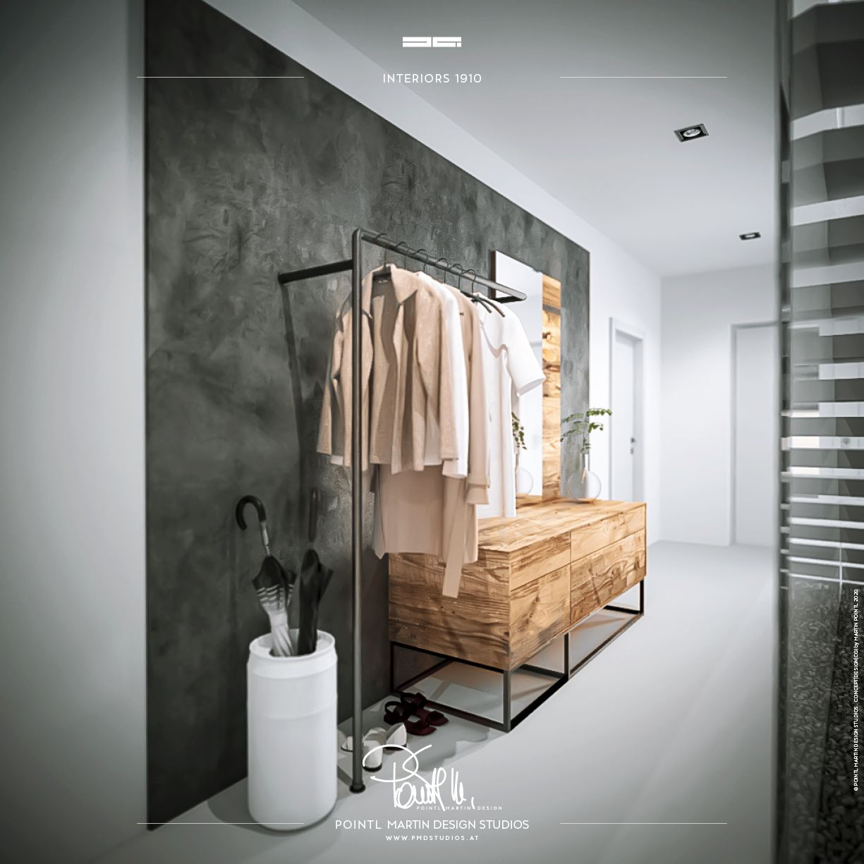INTERIORS21   Wohnen auf engstem raum, Design studio ...